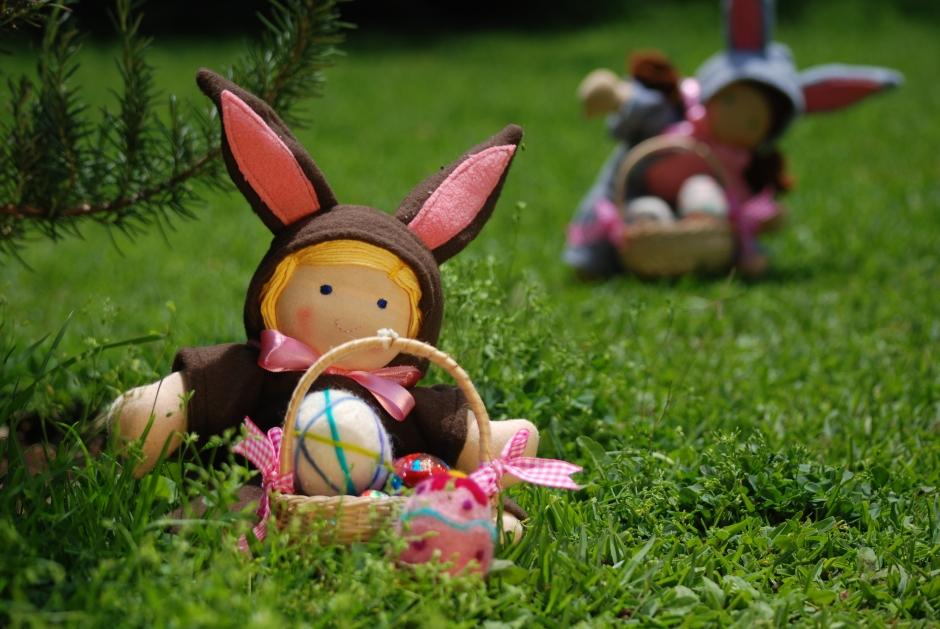 Conejos de Pascua Manika